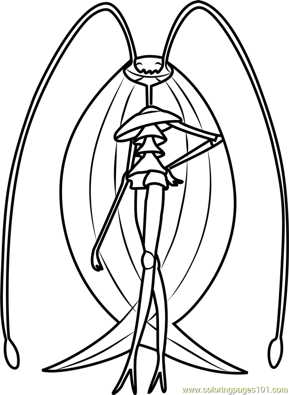 ub funkey coloring pages - photo#47
