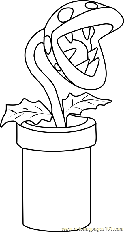 free student plant coloring pages - photo#32