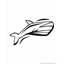 N Whale Coloring Pages 20 Lrg
