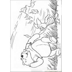 Playing In The Garden Free Coloring Page for Kids