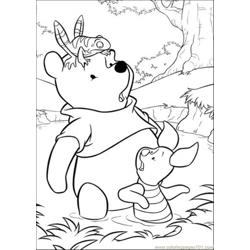 Pooh Frog And Piglet