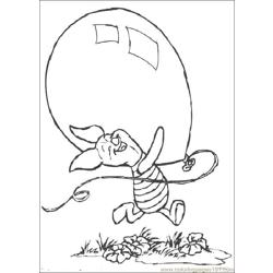 Winnie 11 coloring page
