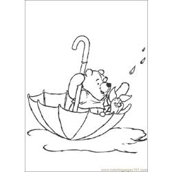 Winnie 25 coloring page
