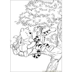 Winnie 39 coloring page
