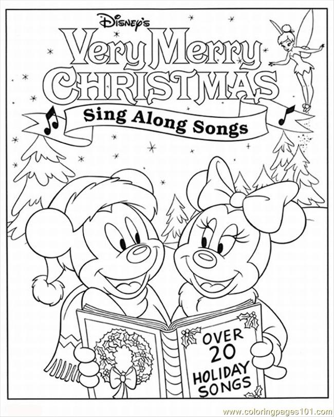 Ney Winter Coloring Pages Lrg Coloring Page