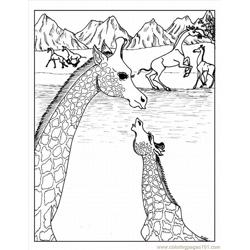 Advanced Coloring Pages 4 Lrg Free Coloring Page for Kids