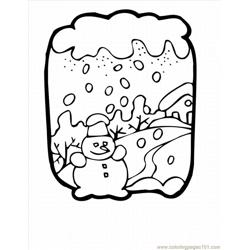 Ble Winter Coloring Pages Lrg