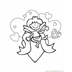 Coloring Pages Love Lrg