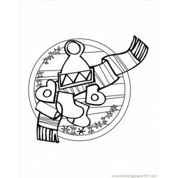 Winter Coloring Pages 26 Lrg