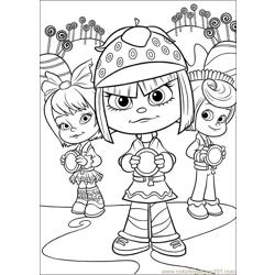 Wreck It Ralph 14 coloring page