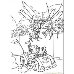 Wreck It Ralph 27 coloring page