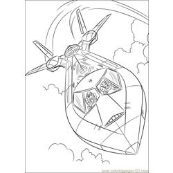 X Men 08 Free Coloring Page for Kids