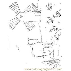 Down On The Farm (33) coloring page