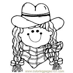 Down On The Farm (40) Free Coloring Page for Kids