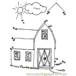 Down On The Farm (41) Free Coloring Page for Kids
