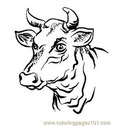 Down On The Farm (7) coloring page