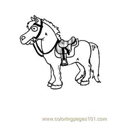 Down On The Farm (8) coloring page
