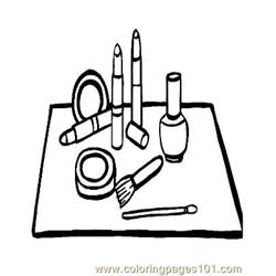 Salon 229 Free Coloring Page for Kids
