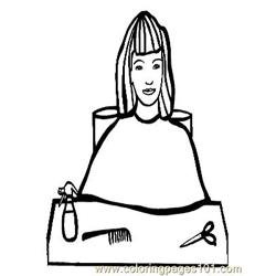 Salon 234 Free Coloring Page for Kids