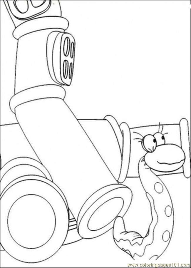 coloring pages of a pipe - photo #4