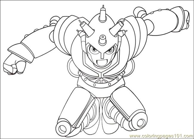 Astro boy 19 for Astro boy coloring pages free
