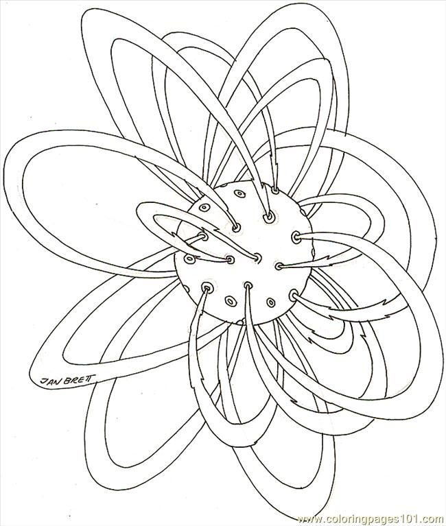 Planets Coloring Pages Coloring Page - Free Astronomy Coloring ... | 767x650