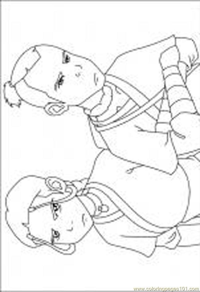 Coloring Pages Avatar 40 M Cartoons