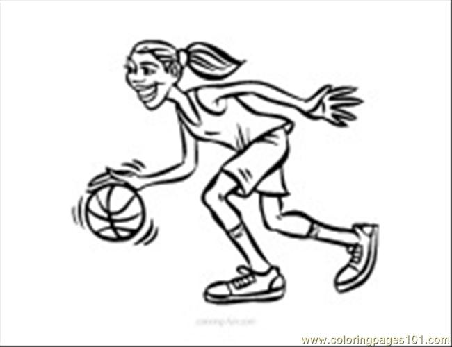 Basketball Coloring Pages Pdf : Basketball coloring pages pdf sourcesintergu over