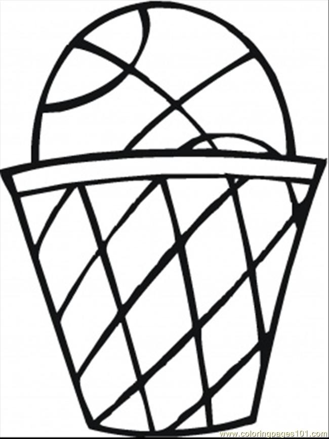 Basketball Coloring Pages Pdf : Coloring pages basket ball sports gt basketball free