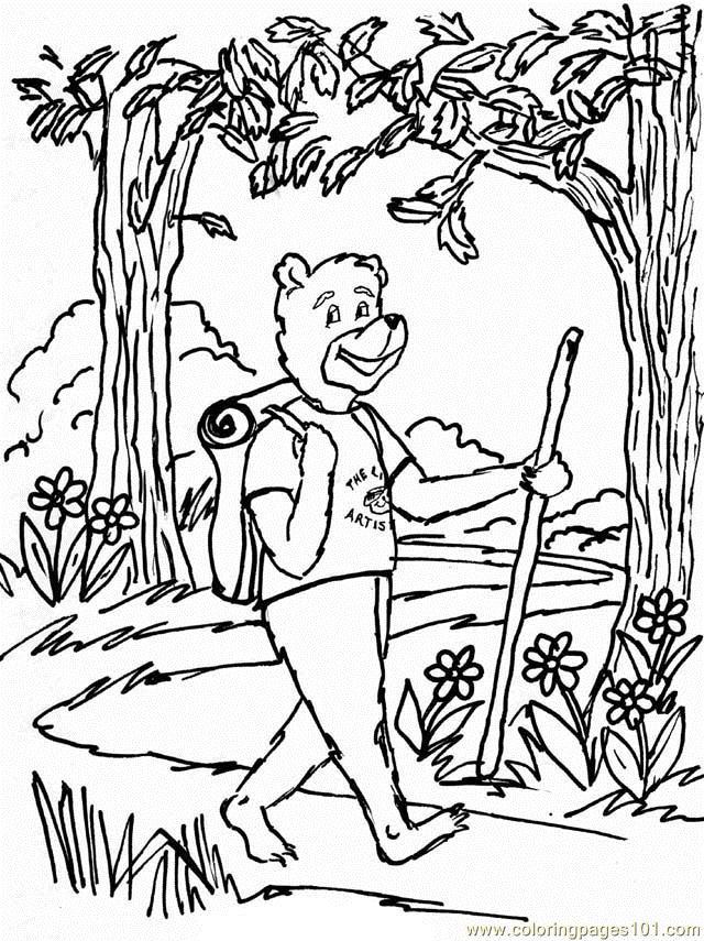 Greenpaintbear