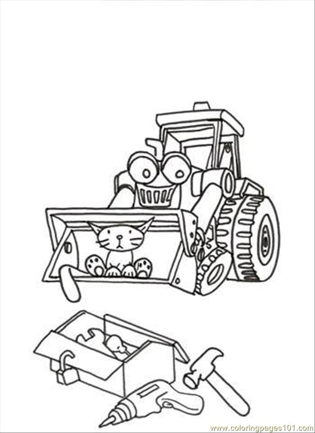 Coloring Pages Scoop Cartoons