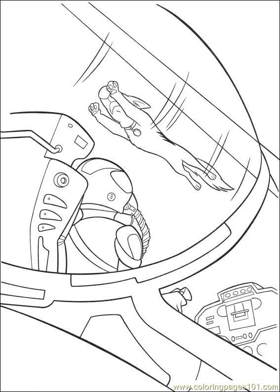 james bond coloring pages characters - photo#11