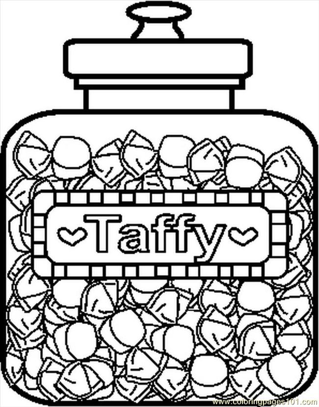 candy coloring pages and fruits - photo#6