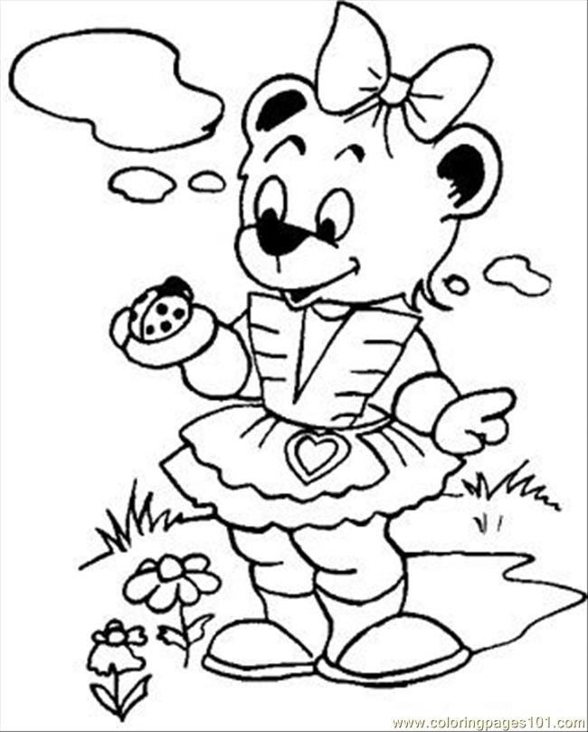 grumpy care bears coloring pages - photo#24