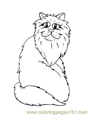 Coloring Pages Cats Ls Cats Printable Coloring Page Online