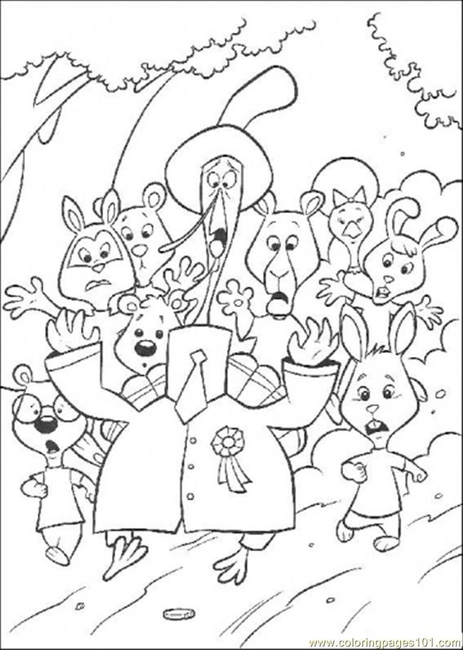 citizenship coloring pages - photo#15