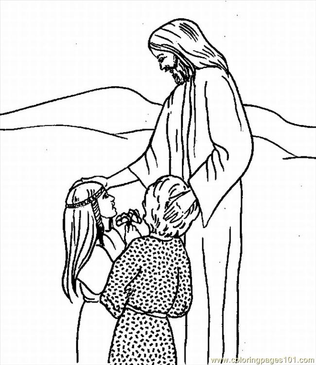 Job Coloring Pages 7 Com
