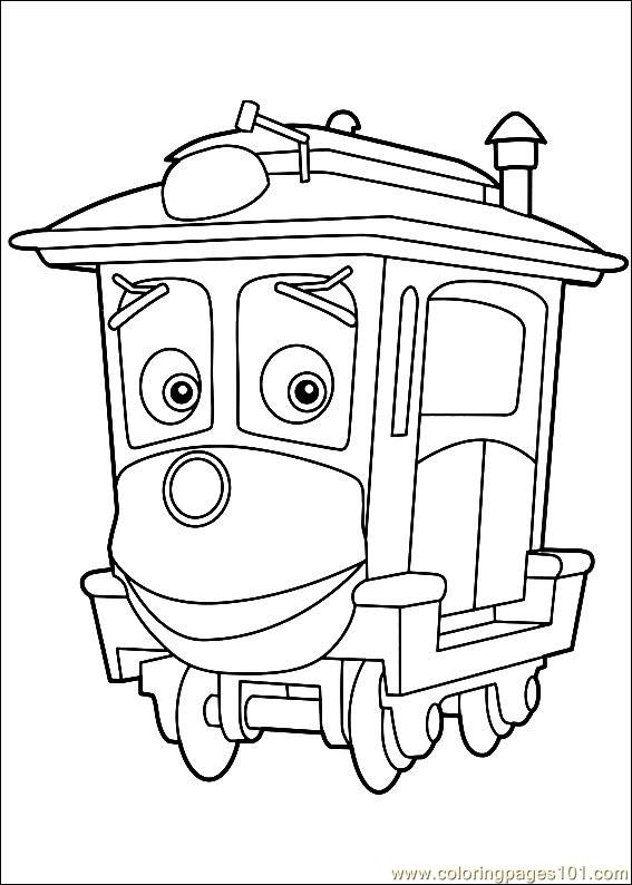 Coloring pages chuggington 15 cartoons chuggington for Chuggington coloring pages