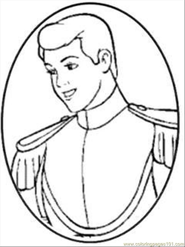 Coloring Pages Ing Cinderella Coloring