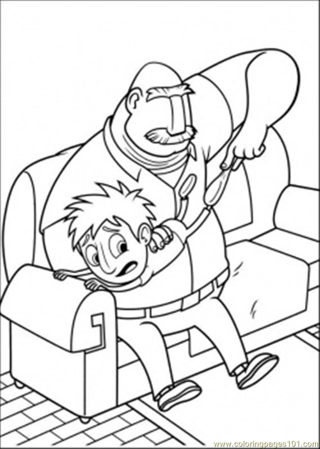 inventions coloring pages - photo#7
