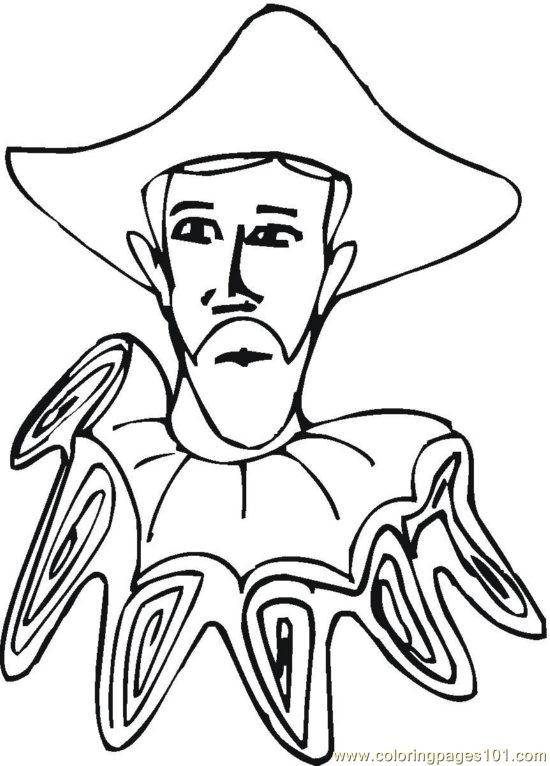 free columbus day coloring pages - photo#33