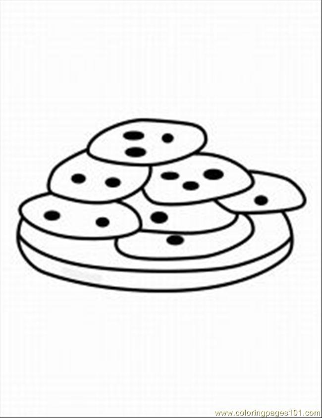 Free Christmas Cookie Coloring Pages Cookie Coloring Pages Printable
