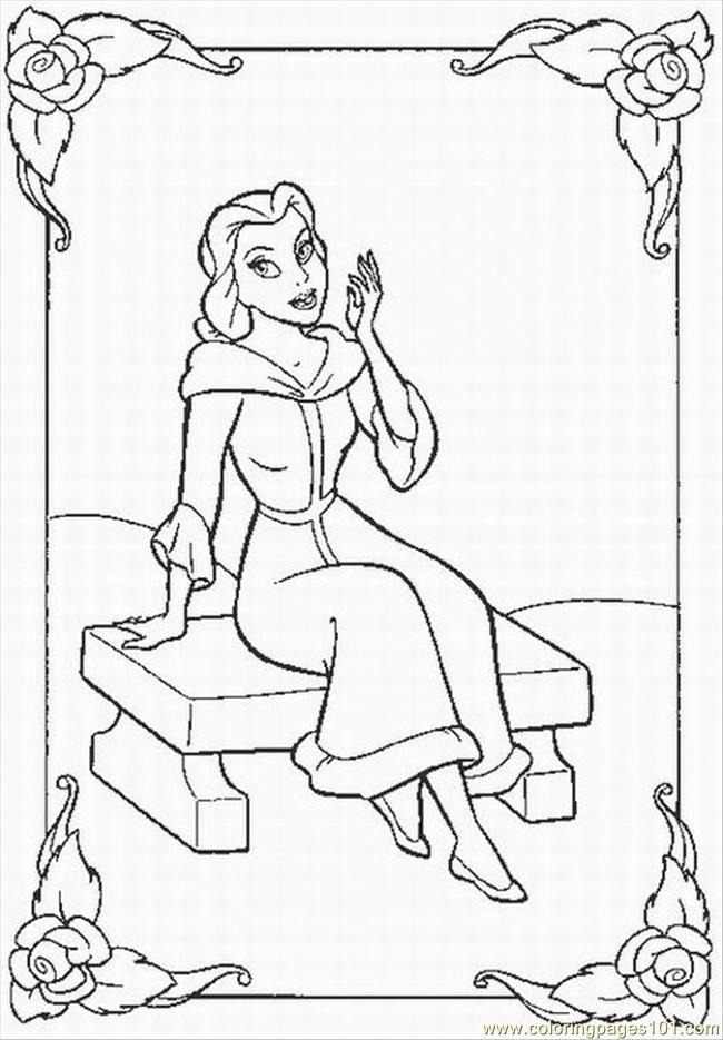 ... coloring page Disney Fairies 71 Lrg (Cartoons > Disney Fairies