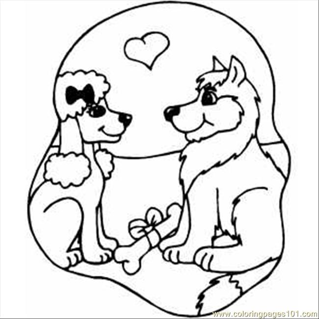 Disney Dogs Coloring Pages : Free disney dogs coloring pages