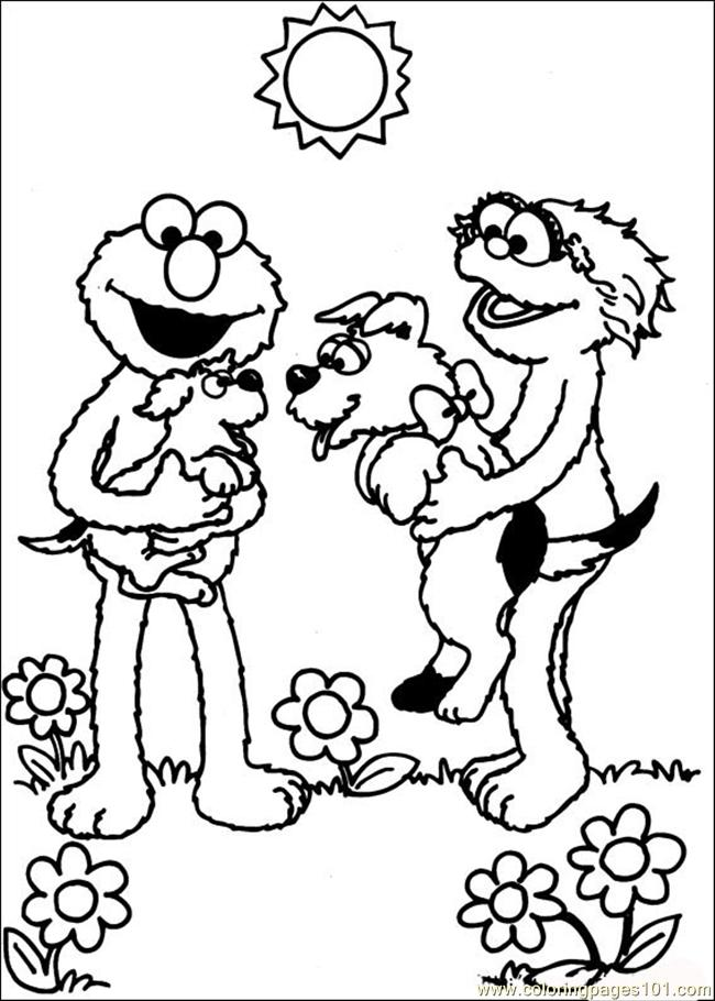 Coloring Pages 3m Cartoons Gt Elmo Free Printable Elmo Coloring Pages Free
