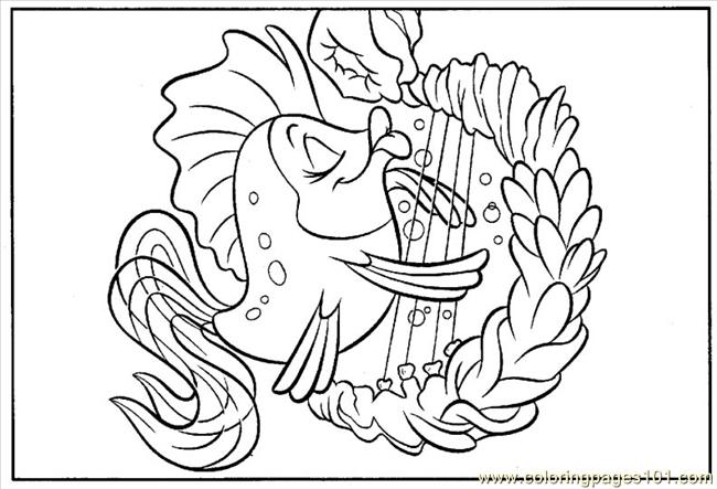 Cartoon Fish Coloring Pages Cartoon Fish Coloring Pages Depetta At