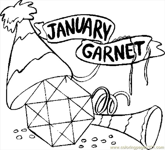 January Coloring Pages Of Flowers Coloring Pages January Color Pages