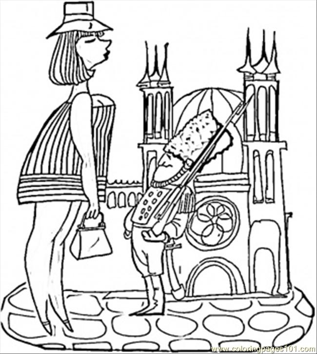 britain coloring pages - photo#38