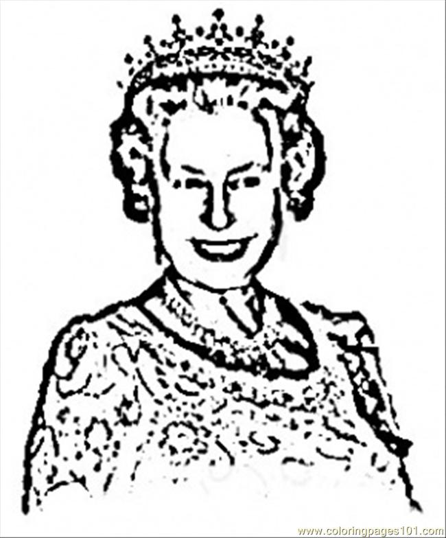 royal coloring pages - photo#4