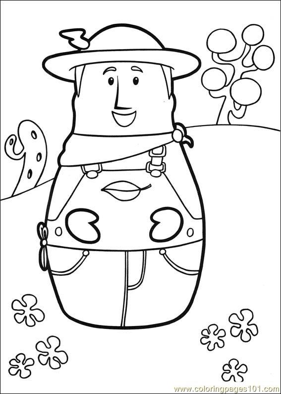 Coloring pages higglytown heroes 12 cartoons higglytown for Higglytown heroes coloring pages